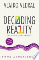 Decoding Reality Book PDF