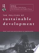 Politics of Sustainable Development