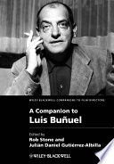 A Companion to Luis Bu?uel