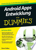 Android Apps Entwicklung f  r Dummies