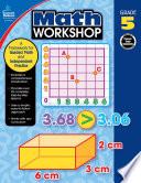Math Workshop Grade 5