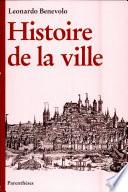 Histoire de la ville
