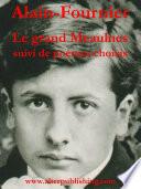 illustration du livre Le grand Meaulnes suivi de poèmes choisis
