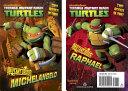 Mutant Origin  Michelangelo Raphael  Teenage Mutant Ninja Turtles