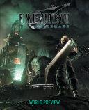 Book Final Fantasy VII Remake  World Preview