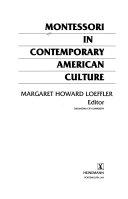 Montessori in Contemporary American Culture