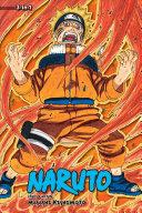 Naruto  3 In 1 Edition   Vol  8 : mischief. he's got a wild sense of humor,...