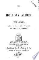 Holiday Album For Girls