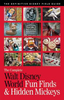 Walt Disney World Fun Finds and Hidden Mickeys