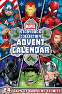 Marvel Storybook Collection Advent Calendar 2021