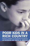 Poor Kids in a Rich Country
