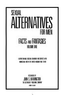 Sexual Alternatives for Men