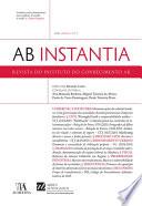 AB Instantia - 2015, Ano III, n.o 5, Anual