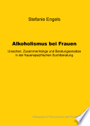 Alkoholismus bei Frauen