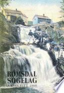 Romsdal Sogelag Årsskrift 1988