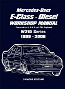 Reviews Mercedes-Benz E-class Diesel Workshop Manual