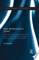 New Democracies in Crisis