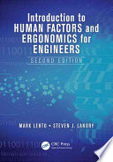 Introduction to Human Factors and Ergonomics for Engineers  Second Edition