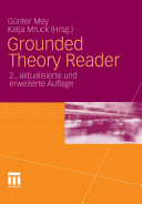 Grounded Theory Reader