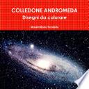 Collezione Andromeda disegni da colorare
