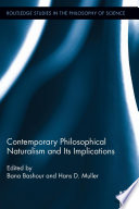 Contemporary Philosophical Naturalism and Its Implications Book PDF