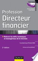 Profession Directeur financier   2e   d