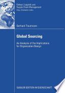 Global Sourcing book