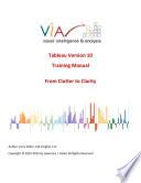 Tableau Training Manual Version 10 0 Basic