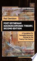 Post Keynesian Macroeconomic Theory Second Edition book