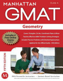 Geometry GMAT Strategy Guide  5th Edition