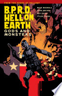 B P R D  Hell On Earth Volume 2  Gods and Monsters