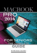 Macbook Pro 2016 for Seniors