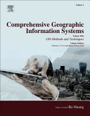 Comprehensive Geographic Information Systems  GIS methods and techniques