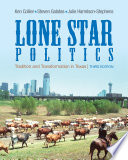 Lone Star Politics  3rd Edition