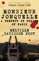 Book Monsieur Jonquelle