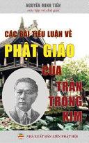 Cac Bai Tieu Luan Ve Phat Giao Cua Tran Trong Kim
