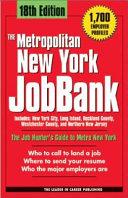 The Metropolitan New York Job Bank