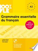 Grammaire essentielle du fran  ais niv  A1 A2   Ebook