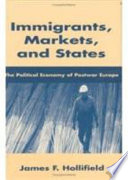 Immigrants  Markets  and States