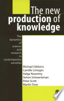 The New Production of Knowledge Free download PDF and Read online