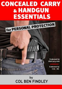 Concealed Carry and Handgun Essentials