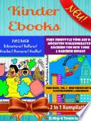 Kinder Ebooks: Lustige Kinder Bilderbücher und Kinderwitze (Bestseller Kinder)