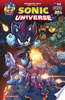Sonic Universe #59 : jump aboard the action as we...