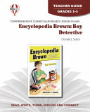 Encyclopedia Brown  boy detective  by Donald J  Sobol