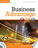 Business Advantage Advanced Student s Book with DVD