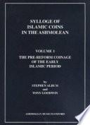 Sylloge of Islamic Coins in the Ashmolean