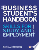 The Business Student s Handbook