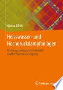 Heisswasser  und Hochdruckdampfanlagen