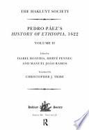Pedro P  ez s History of Ethiopia  1622