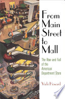 From Main Street to Mall Book PDF